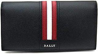 バリー/BALLY 長財布 財布 二つ折り小銭入れ付き ブラック TALIRO LT 10 6218067 並行輸入品