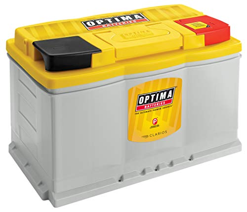 Optima Batteries DH6 YellowTop Dual Purpose Sealed AGM Battery