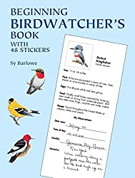 Beginning Birdwatcher's Book: With 48 Stickers