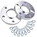 Ballshop Precision 20mm Wheel Spacers for BMW 3 Series Alloy Wheels E36 E46 E90 E91 E92 Hubcentric