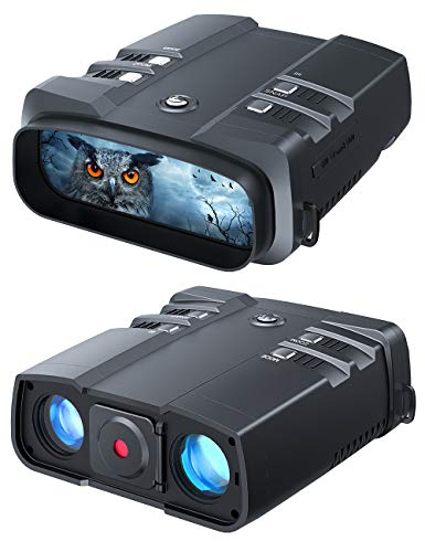 VABSCE 2021 Night Vision Binoculars