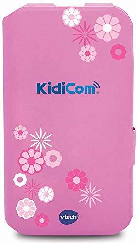 VTech- Funda Kidicom MAX, Color Rosa (3480-401659)