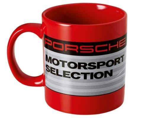 Porsche Motorsport Selection Tasse rot , 2er Set
