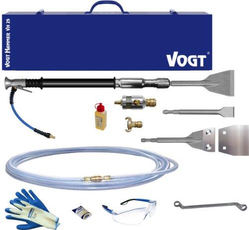 VOGT Druckluft-Hammer VH 25-40 S, Basis-Set 14 mm