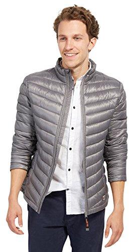 TOM TAILOR für Männer Jacket Leichte Steppjacke white1 XL