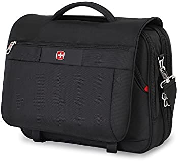Swiss Gear SA8733 TSA Friendly ScanSmart Laptop Messenger Bag