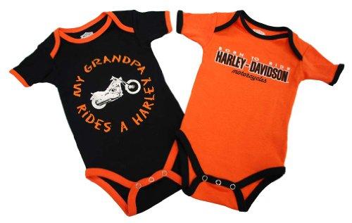 Harley-Davidson Baby Boys' Grand...