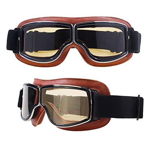 CHQY Gafas de sol retro para hombre y mujer, para deportes al aire libre, anti-UV, resistente al viento, banda elástica ajustable B