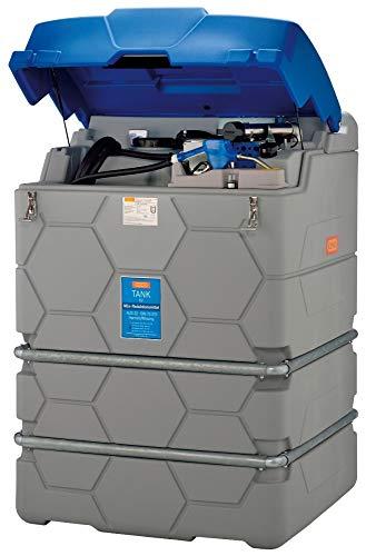 CEMO GmbH Tankanlage CUBE-AdBlue Outdoor Basic, 1500 l