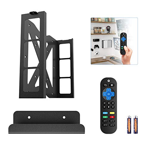 Wall Mount kit for Xbox One S ,Near Or Behind TV,Included a Xbox One Remote,Wall Mount & a Adapter Mount