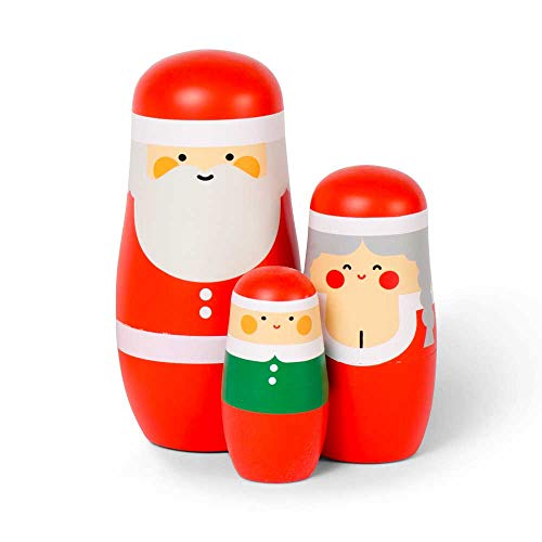 Spring Copenhagen Expressions Christmas | MATRIOSHKA Babushka Puppen | Benjamin Hansen