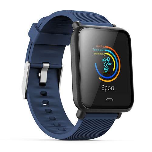 Elektronische sport- en vrijetijdsarmband, intelligent horloge, waterdichte intelligente armband, voor dames en heren, geschikt voor sport, bluetooth, smartwatch