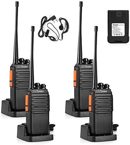Top 10 Best walkie talkies headset