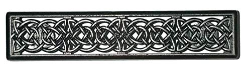 Set of 24 Timeless Celtic Knot Drawer Handles in Old Silver