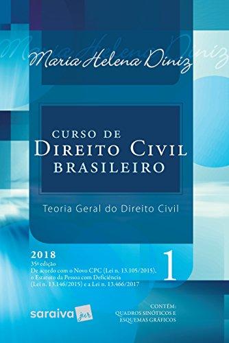 Curso de Direito Civil Brasileiro 1. Teoria Geral do Direito Civil