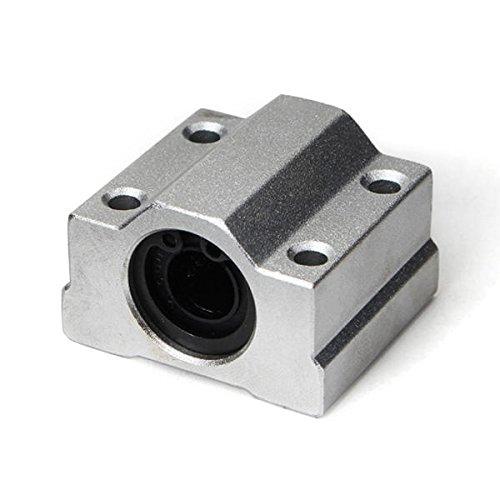 LanGuShi LGJ0305 SC10UU 10mm Motion Análogo Aim Buje de Diapositivas para el enrutador CNC Multifunción