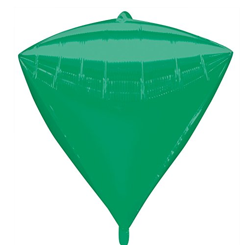 Amscan 3194699 Diamantfolie ballonnen, 15 x 43 cm