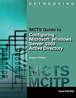 LabConnection on DVD for MCTS Guide to Configuring Microsoft Windows Server 2008 Active Directory (Exam #70-640) (MCTS Series)
