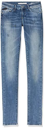 Mavi Damen Serena Skinny Jeans, Blau (Mid Foggy STR 24928), W24/L30