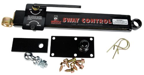 Husky 37498 Left Handed Adjustable Sway Control Kit