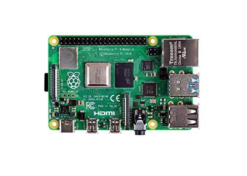 Raspberry Pi 4, 8GB RAM
