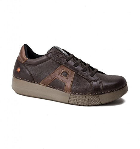 Art Company 1134 Memphis Brown/I Express Braun Damen 38 Schuhe Schnürsenkel