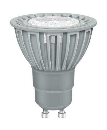 Osram LED Superstar PAR16 advanced 4W entspricht 35 W, Sockel Gu10, Reflektorlampenform, 50 mm, 25° dimmbar, 600 cd, hellweiß (840) 901872