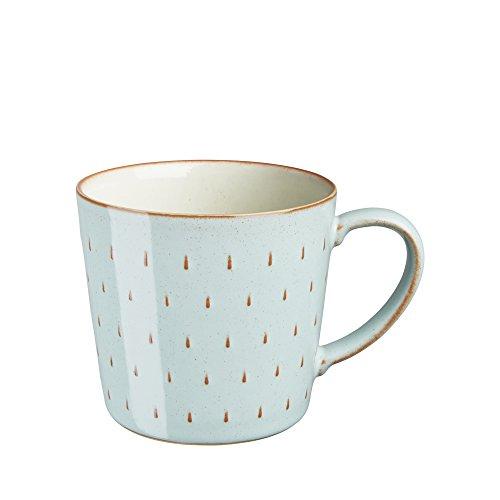 Denby Pavilion Cascade Mug, Blue