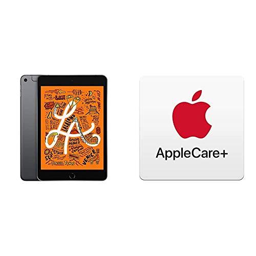 Apple iPad Mini - Tablet (20,1 cm (7.9'), 2048 x 1536 Pixeles, 64 GB, 3G, iOS 12, Gris) con AppleCare+