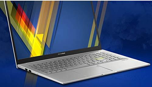 Asus Vivobook Ultra K15 (Intel® Core™i7-1165G7/NVIDIA® GeForce® MX330 2GB/1TB HDD+256GB SSD/8GB/15.6″FHD/Windows 10 + Office H & S 2019/Transparent Silver/1Y K513EP-EJ703TS