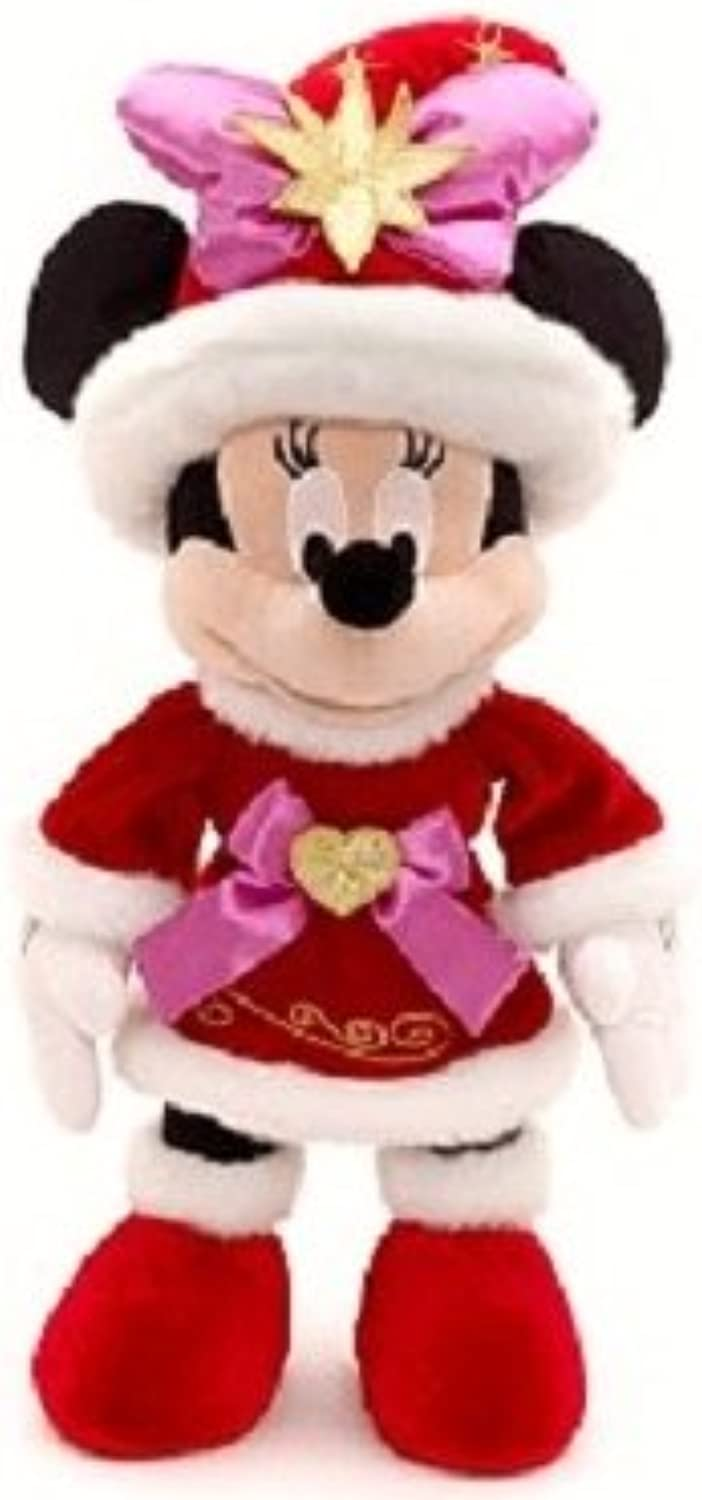 Disney Minnie Mouse 16  Plush Special Edition 20th Anniversary Soft Toy Plush