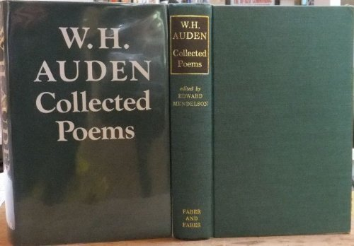 W. H. Auden Collected Poems