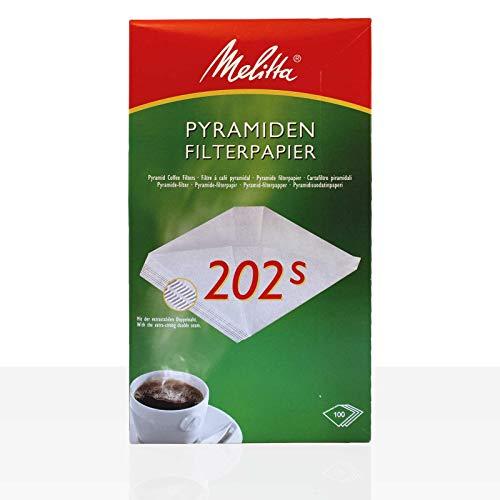 Melitta -   Filtertüten 202 S