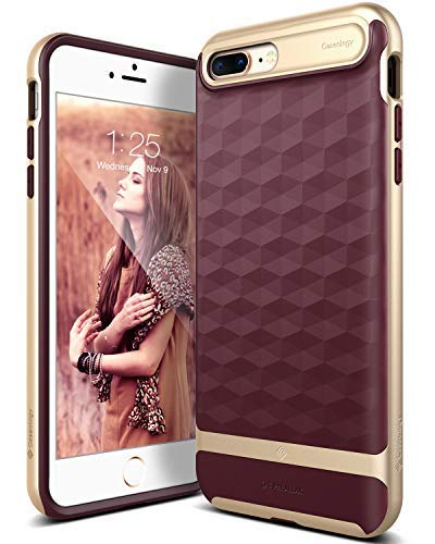 Caseology Parallax for Apple iPhone 8 Plus Case (2017)...