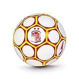 Joma España Fútbol Sala 2020, Balón, Blanco-Rojo, Talla 4 (62 cm)