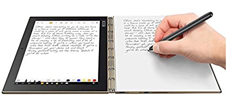 Lenovo Yoga Book 10.1-inch - best android tablets with stylus