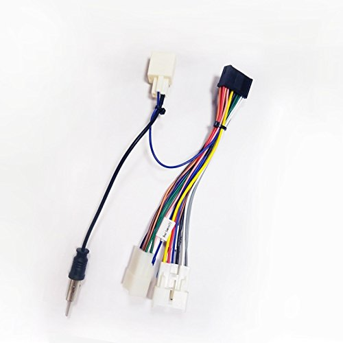 ATOTO A6Y Vehicle Specific Connection Harness for Selected Toyota Models, Plug-n-Play, no Wiring Job Needed (B, only Suitable for A6Y Series)
