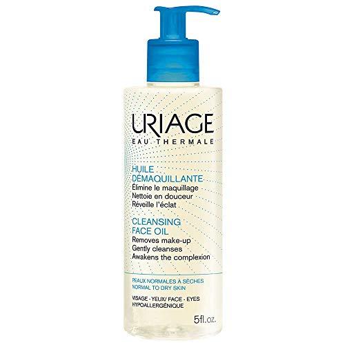 Uriage URI0100059/2 Olio Struccante per Pelle Normale o Secca - 100 ml
