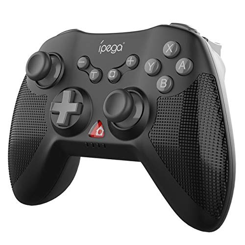 Sxgyubt Switch Bluetooth Wireless Game Controller Griff mit Ladekabel Set, Schwarz , One size