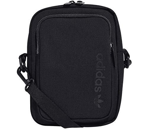 adidas Moderna mini bolso bandolera., color Negro, talla Einheitsgröße