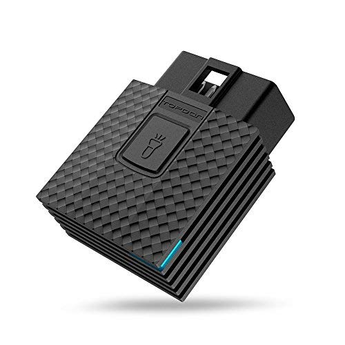 TT TOPDON Scanner Artibox Bluetooth 4.0 Compatible with iPhone iOS Android Windows Devices, Check Engine Light Code Reader with Full OBD2 Functions, Free APP and 0-100 KM/H Speeding Test