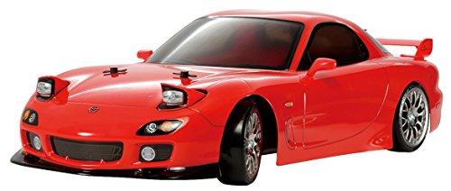TAMIYA- RC Mazda RX-7 Drift RC-Modell, 58648 ohne Angabe
