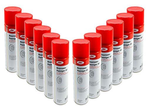 Bremsenreiniger EAN: 4043981146592 A1 JMC 12 Stück à 500 ml 6 Liter