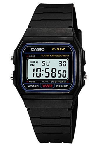[カシオ]CASIO 腕時計 スタンダード F-91W-1JF メンズ