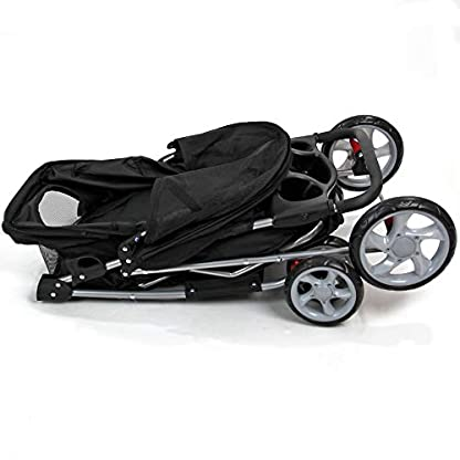 Easipet Pet Stroller Available in 5 (Black) 9