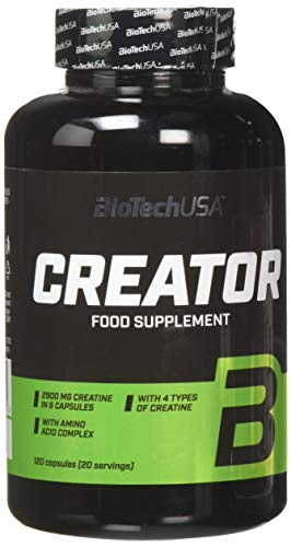 BioTechUSA Creator, 120 Caps, 155 g