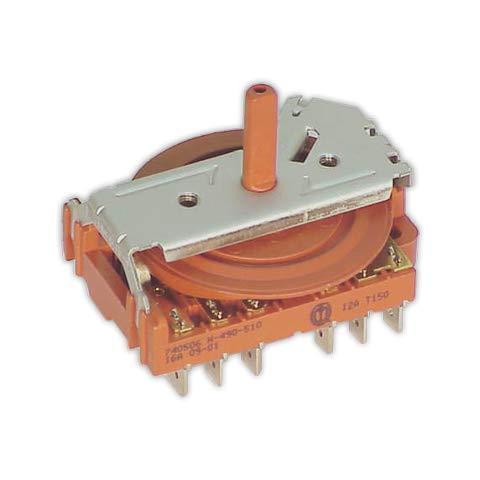 DOJA Industrial | Selector HORNO 4/P TEKA H-490 H-510 | Horno Normal 740506