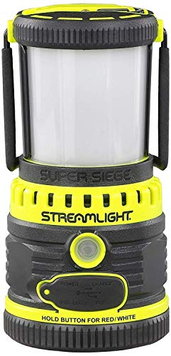Streamlight Super Siege - heldere campinglantaarn - accu-LED-lamp met powerbank
