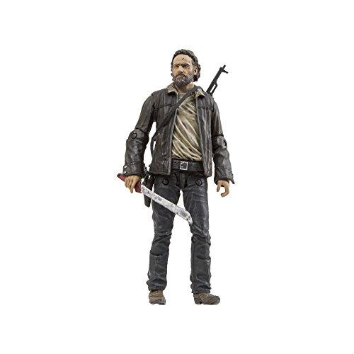 MC Farlane - Figurine Walking Dead - TV Serie 8 Rick Grimes 13cm - 0787926146240