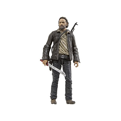 McFarlane Toys The Walking Dead TV Series 8 Rick Grimes Action Figure